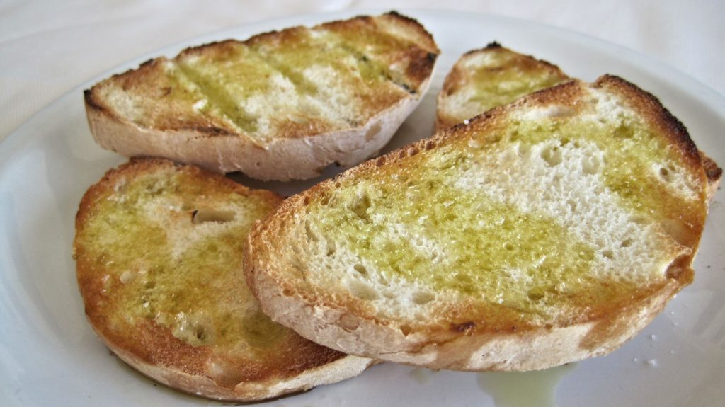 гренки для бутербродов